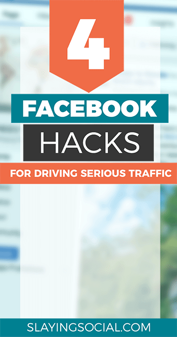 EPIC list of Facebook algorithm hacks that actually work to get your content seen and shared, which means a surge in traffic for your blog! This post teaches you how to get around the Facebook algorithm and use Facebook to drive traffic to your site. A must read!