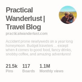 Pinterest Exposure Monthly Views