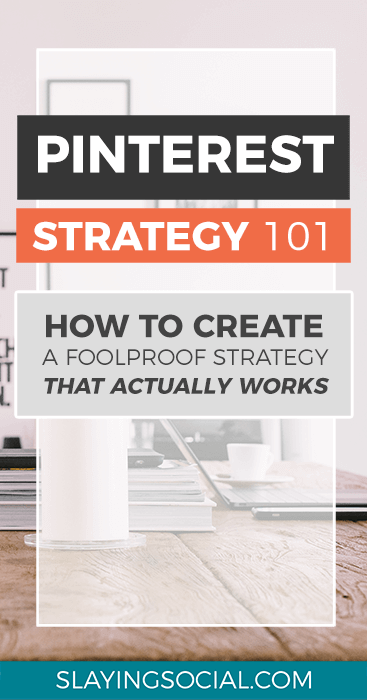 How to create a winning Pinterest strategy that increases pageviews and explodes your traffic like crazy! #Pinterest | Social Media Strategy | Social Media Marketing | Entrepreneurship Tips | Business Tools
