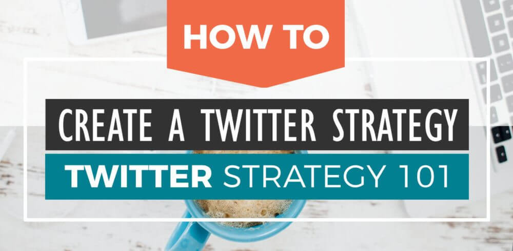 How to create a solid Twitter strategy that will help skyrocket growth for your blog and business. #Twitter | Social Media Strategy | Social Media Marketing | Entrepreneurship Tips | Business Tools